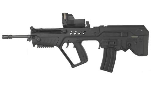 Штурмовая винтовка Tavor TAR-21, Израиль