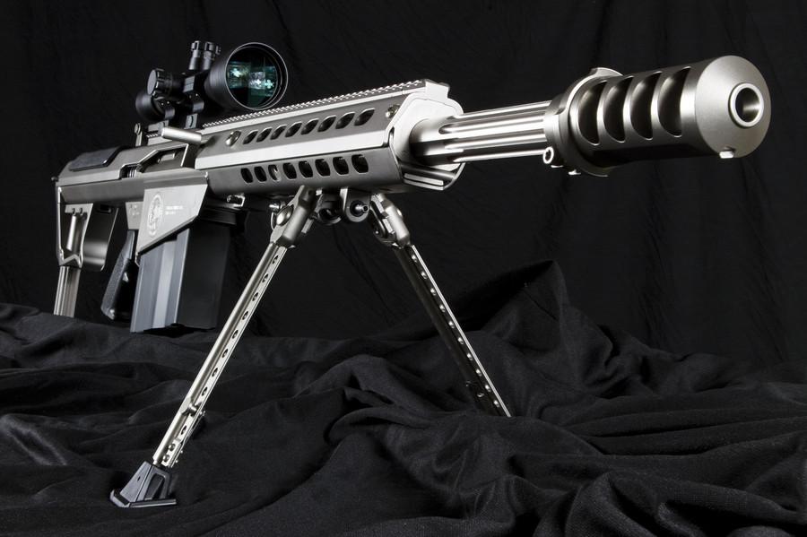 30-летие компании Barrett Firearms Manufacturing