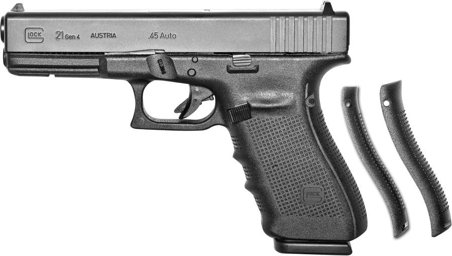 Пистолет Glock 21, Австрия
