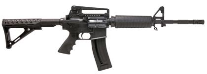 Карабин Mfour-22 по патрон .22 Rimfire (5,6×15 мм R) от компании Chiappa Firearms (Италия)