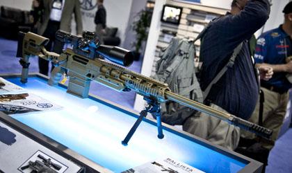 Высокоточная снайперская модульная винтовка FN Ballista .338 Lapua, .300win mag и .308