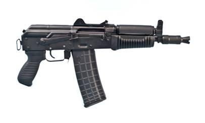 Пистолет на платформе автомата Калашникова Krink AK Pistol под патрон 5,56мм