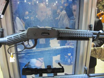 Винтовка Mossberg Tactical 464 SPX