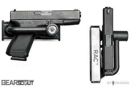 Защита от несанкционированного использования оружия от компании The RAC