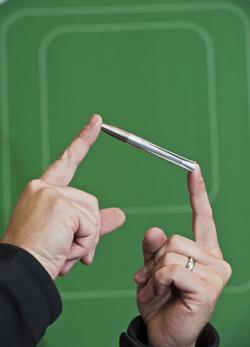 Самонаводящаяся пуля длиной 101.6 мм