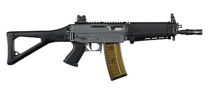 Короткоствольная винтовка SIG551-A1