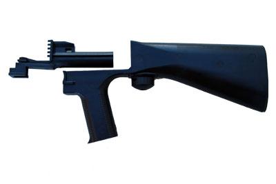 Приклад интегрированный с рукояткой ведения огня для Калашникова