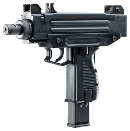 Пистолет на платформе пистолета-пулемета Узи под патрон .22LR (5,6×15 мм)