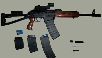Ижмаш начал поставку полуавтоматических дробовиков Сайга-12 в полицию США