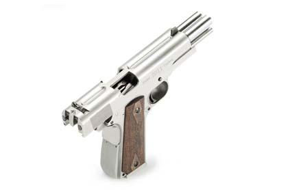 2-х ствольный 16-и зарядный пистолет AF2011-A1 на платформе Colt 1911