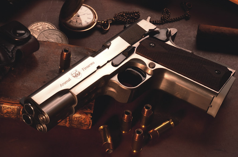 Пистолет AF2011-A1 калибром .45 ACP