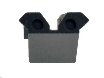 Планка для установки низкопрофильной оптики. Вид сзади