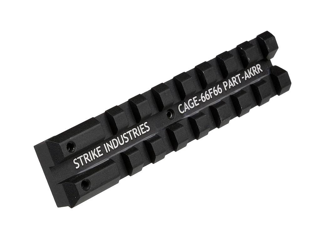 Планка Пикаттини от компании Strike Industries для установки на АК