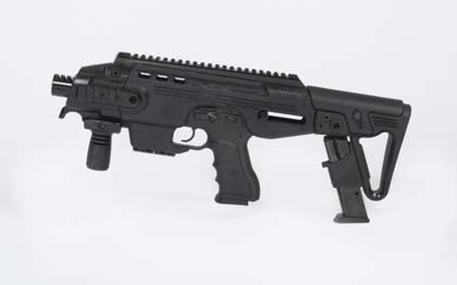 Пистолетный модуль MegaGun компании IWI (Израиль) для пистолета Иерихон