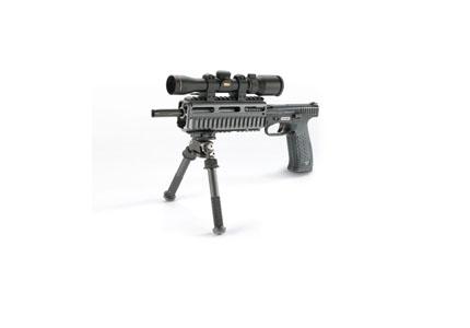 Пистолет Strike One (Стриж) с конверсионным модулем и удлиненным стволом