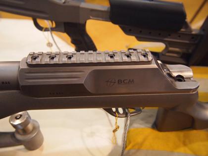 Итальянская спортивная снайперская винтовка BCM Europearms mod. Extreme