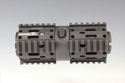 направляющая планка Nautilus Rotating Rail 7″ представляет из себя две отдельные направляющие секции
