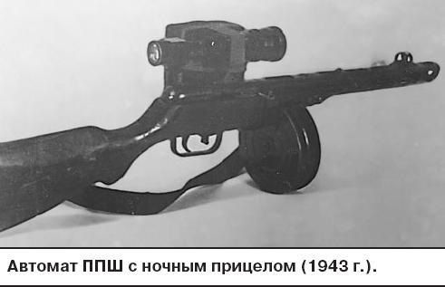 Пистолет пулемет ППШ