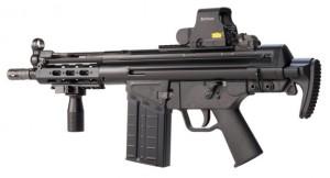 PTR-91 SBR короткоствольная винтовка
