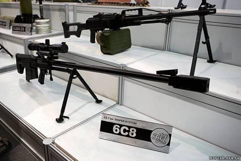 Россия начинает производство снайперского вооружения