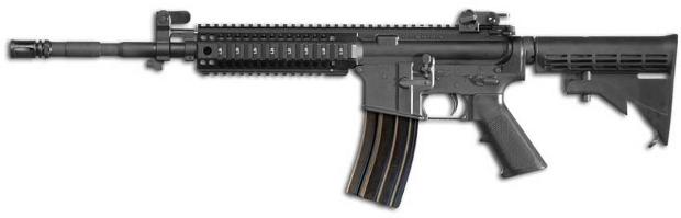 карабин Colt  - ACC-M (другое встречающиеся название ACM)