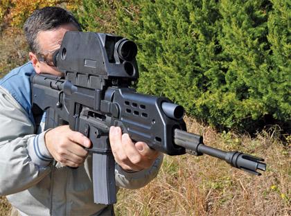 Оружие будущего Daewoo K11 ACR