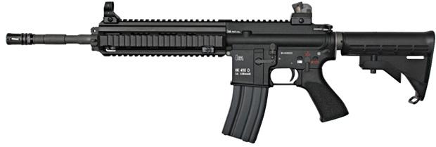 карабин Heckler & Koch - HK416