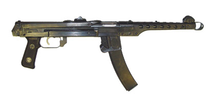 Пистолет ППС-43С. Реплика пистолета-пулемета Судаева