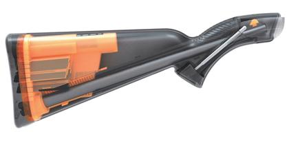 Приклад полуавтоматической винтовки для выживания AR-7