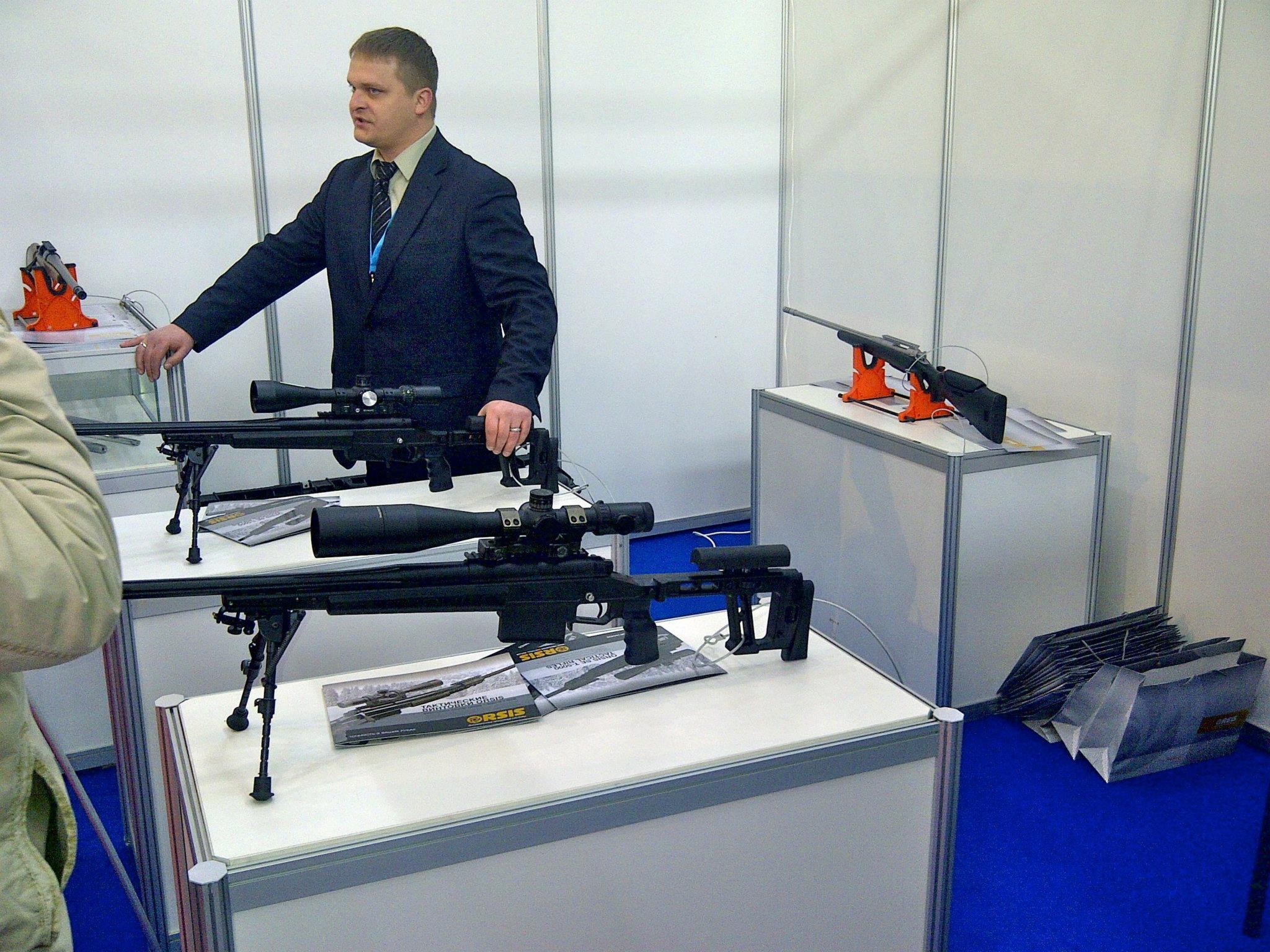 ORSIS SE T-5000 Астана выставка КАДЕКС – 2012