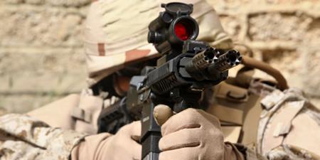 Двухствольная винтовка Gilboa Snake Double Barreled