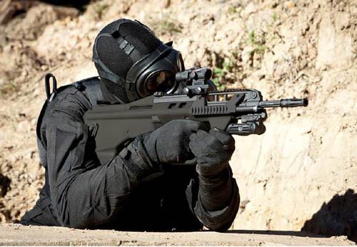 Австралийская штурмовая винтовка F90