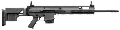 Тактическую снайперскую винтовку FN SCAR-H TPR