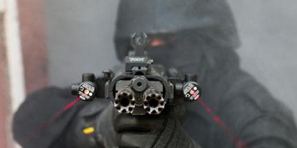 Израильская двухствольная винтовка Gilboa Snake Double Barreled