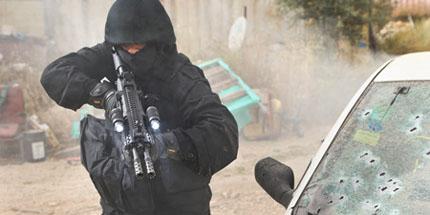 Двухствольная винтовка Gilboa Snake Double Barreled (Израиль)
