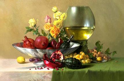 граната лимонка