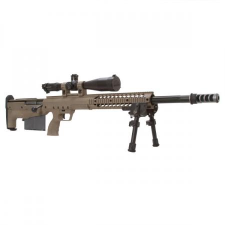 Крупнокалиберная винтовка HTI (Hard Target Interdiction) от компании Desert Tactical Arms