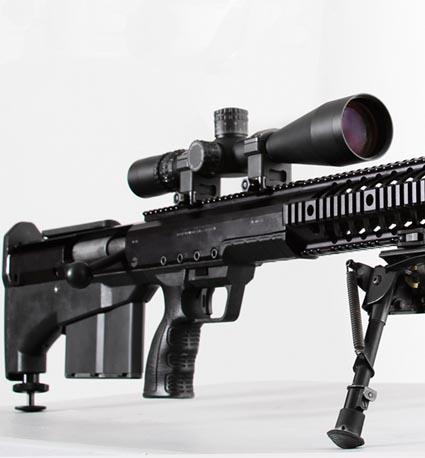 Крупнокалиберная винтовка HTI (Hard Target Interdiction)