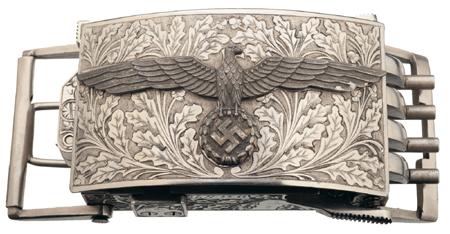 Нацистская пряжка для ремня 22-го калибра