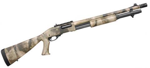 Remington 870 существует почти 30 вариантов этой модели, тактических и для охоты