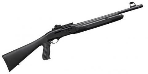 Weatherby SA-459 TR выпускается под 12 и 20 калибры