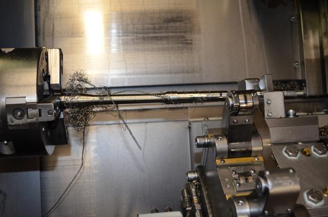 Изготовление ствола для карабина М4