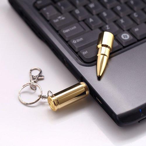 USB флешка в виде патрона на 8 гигов