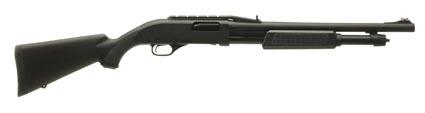 Помповый дробовик FN P-12 от компании FNH USA