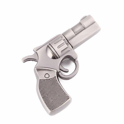 USB флешка в виде револьвера