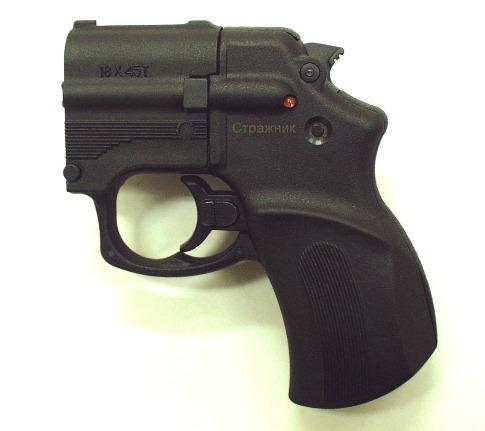 Пистолет самообороны Стражник