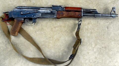 АК-47 выпуска 1951 года