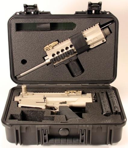 Чемоданчик для переноски винтовки DRD Tactical Paratus