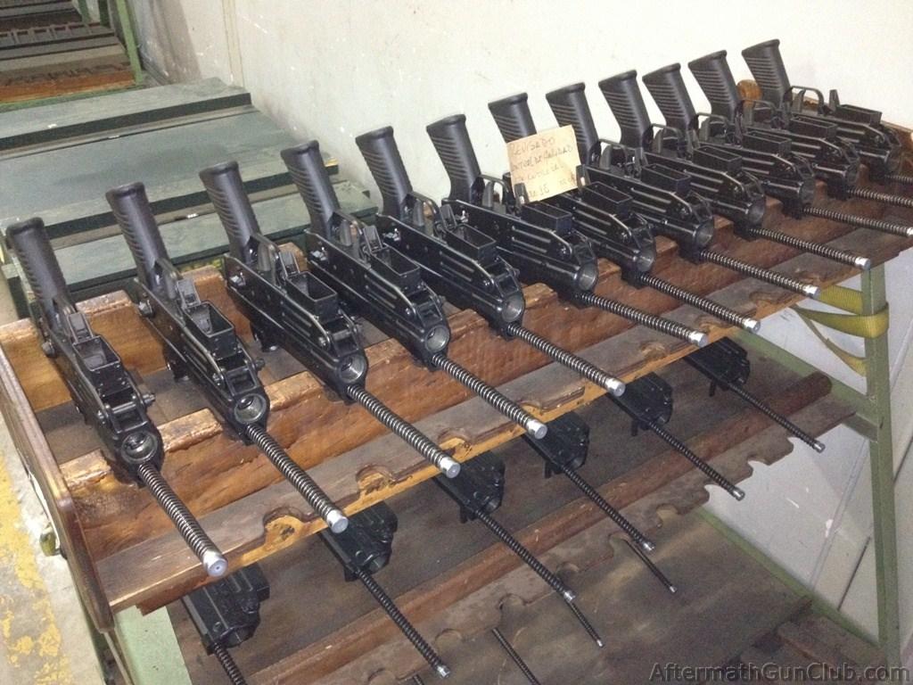 Карабин CT-30 - вариант SIG SG540 под патрон 7.62х33 мм