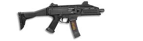 Пистолет-пулемет CZ SCORPION